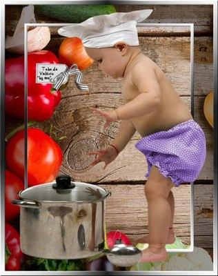 Mini 59 vbm bebe1 cuisinier violet 17 04 13