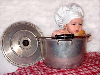 Mini chefbebe