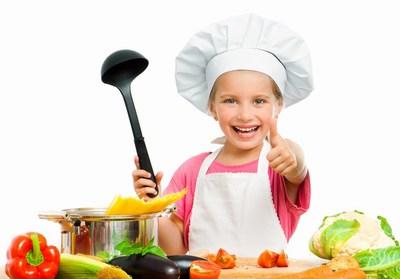 Mini cuisiner avec enfants