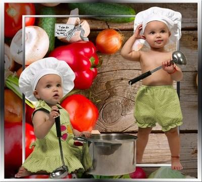 Mini cuisinier anis marmite louche 17 04 13